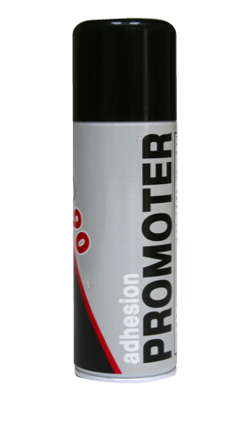 Close up of TTP Adhesion promoter 200ml aerosol part number TTP96