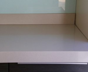 Photo of granite worktop bonded and sealed with TTP PRO-BOND