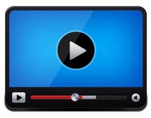icon depicting video