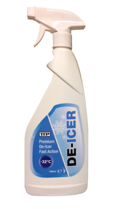 Close up photo of TTP DE-ICER 750ml