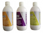 Close up of some of TTP Valeting products