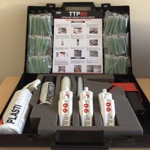 Large TTP90 plastic repair kit