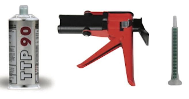 TTP90 plastic repair pieces