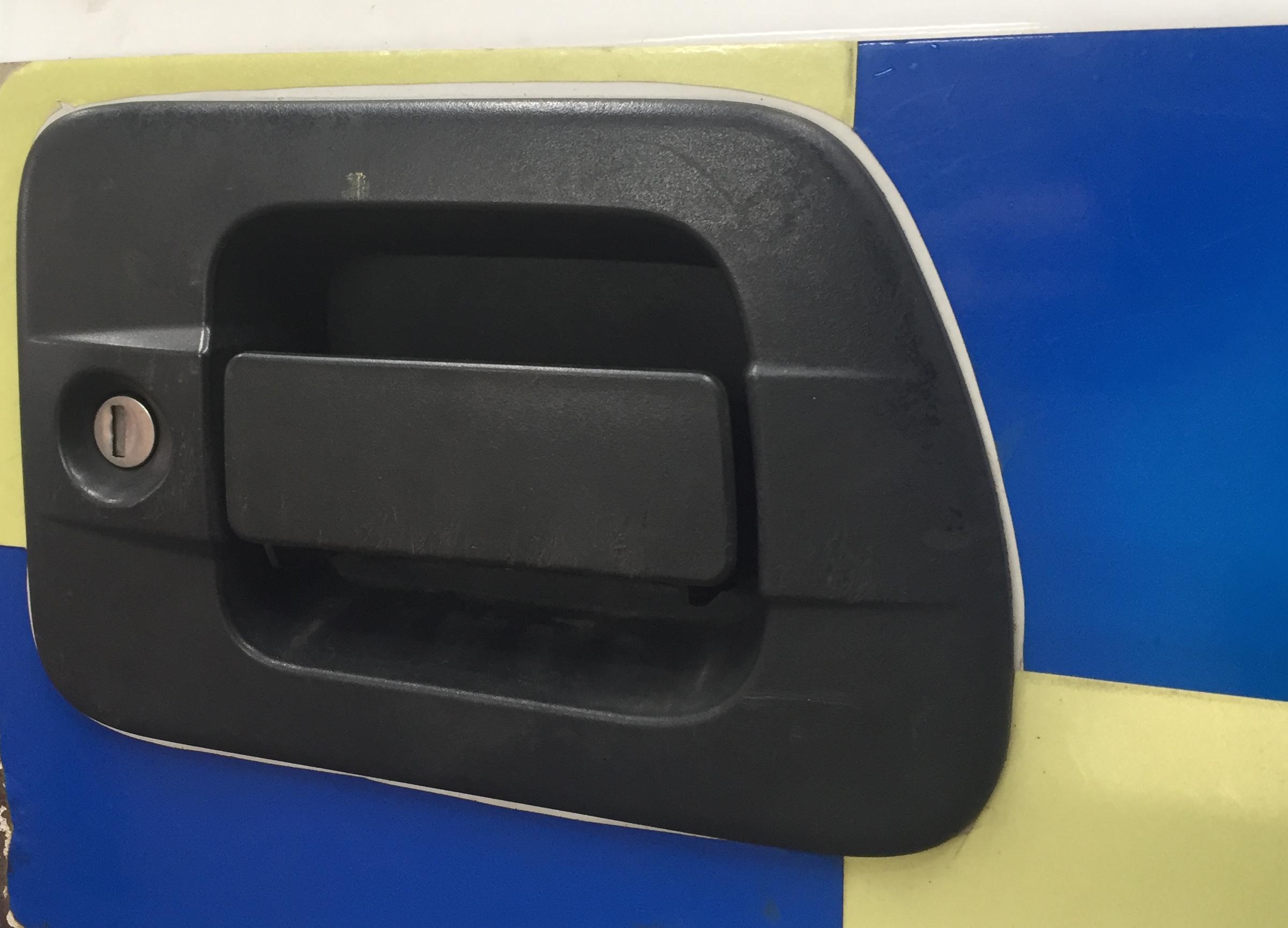 Plastic door handle repair